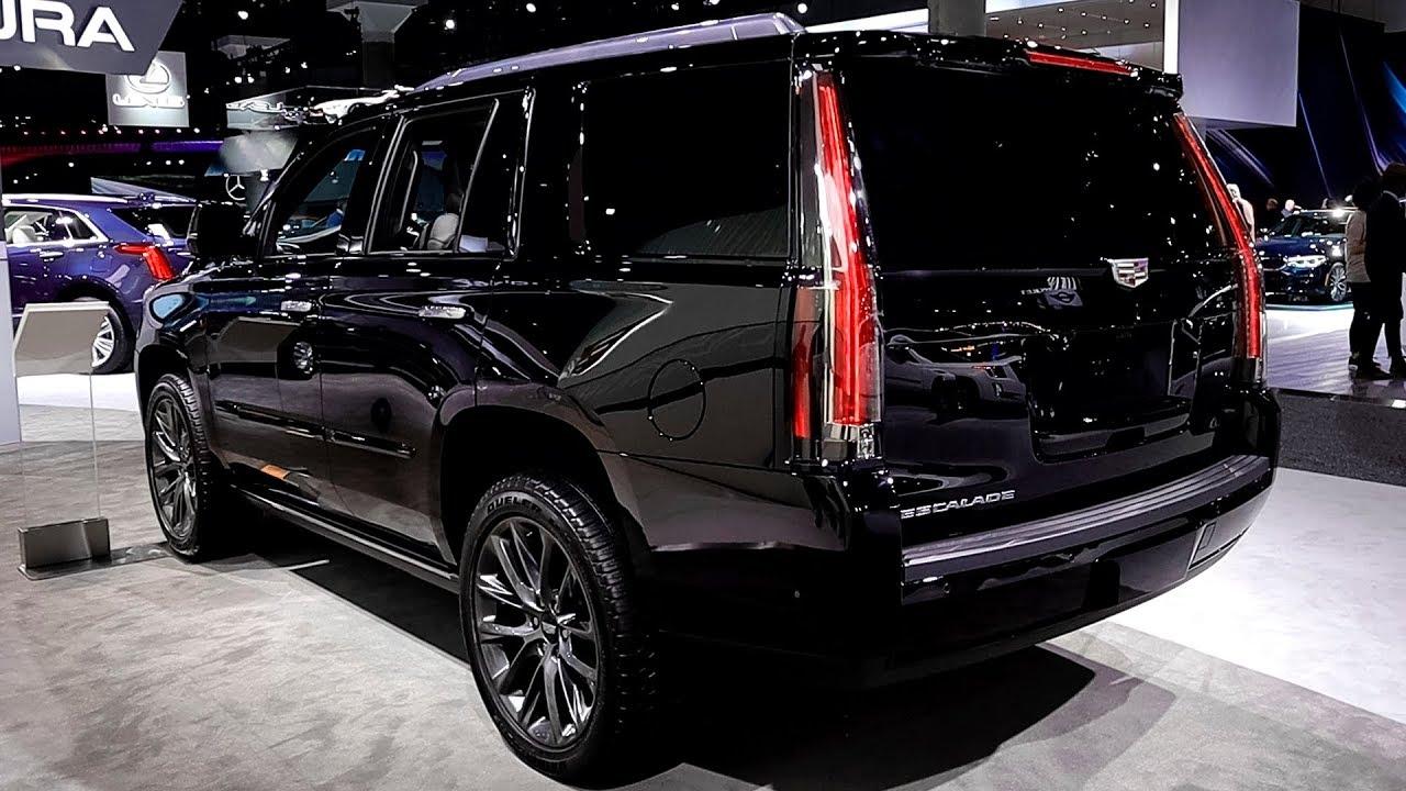 Cadillac Escalade Platinum Esv | 2019 - 2020 GM Car Models