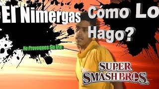 ¿COMO HAGO EL MEME ''everyone is here'' (super smash bros)?