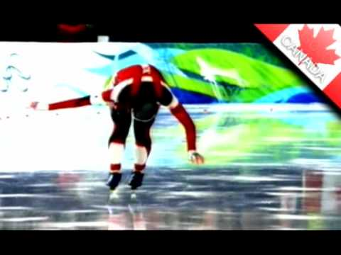 TRIBUTE TO CANADIANS  2010 WINTER OLYMPICS