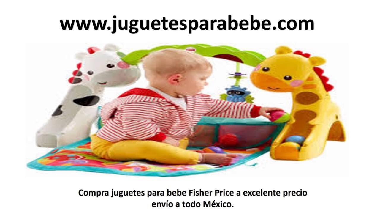 Juguetes para bebe fisher price youtube for Espejo retrovisor bebe fisher price