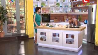 Как сделать киш с плавленым сыром и грибами - Все буде добре - Выпуск 248 - 05.09.2013