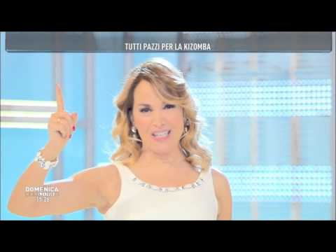 Just Us Company, by Isabelle and Felicien  DOMENICA LIVE Italian TV  March 2016