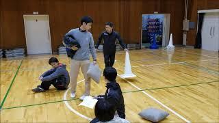 ボールゲームの授業づくり 愛知教育大学附属名古屋小学校 体育学習会