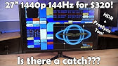 Excellent & Affordable Monitors | XG240R vs  PX275h - YouTube