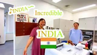 インドトークリレー 第2弾・打ち合わせのためインド政府観光局へ