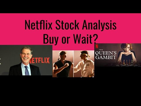 Netflix Is Considering a Stock-Buyback Program
