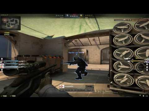 CS:GO competitive hacker