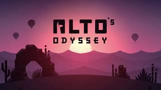 New Android Game     relaxing music from Alto Odysses   listen and relax