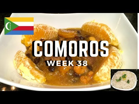 Second Spin, Country 38: The Comoros [International Food]