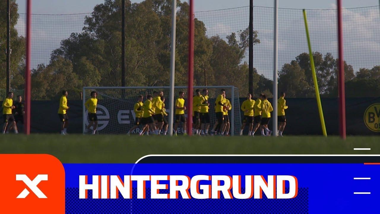 Marbella-Trainingslager: Borussia Dortmund mit Jadon Sancho und Mario Götze in Fiesta-Laune | SPOX
