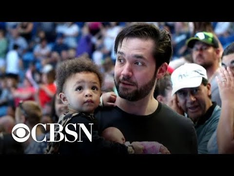 Serena Williams reacts to Reddit's Alexis Ohanian leaving company ...