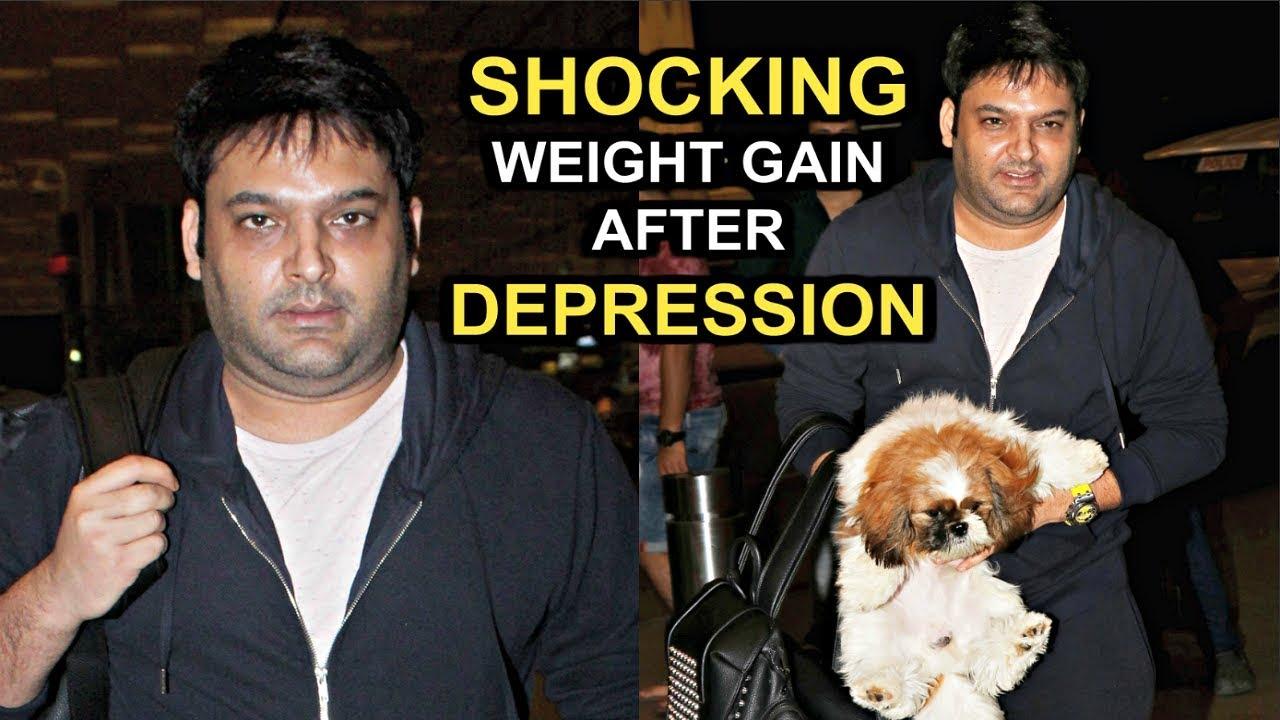 Kapil Sharma Shocking Weight Gain After Depression