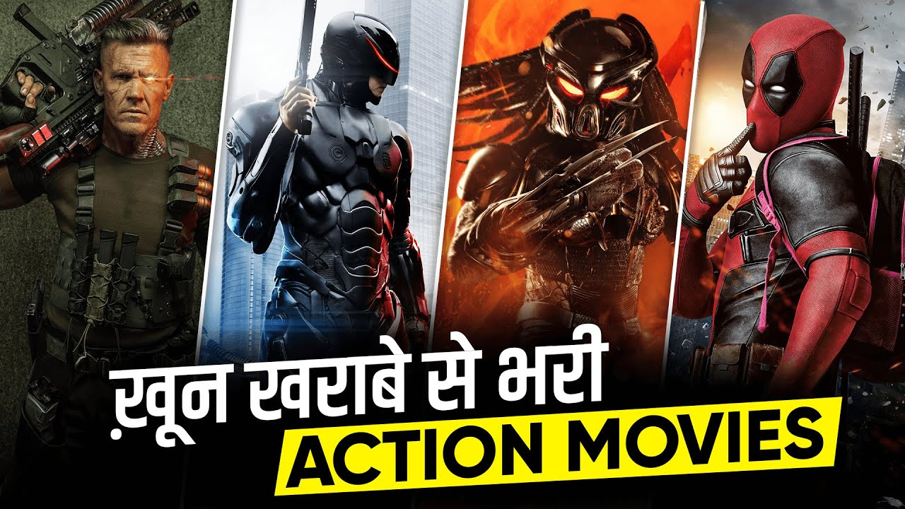 Download World's Best Top 10 R-Rated Action Movies in Hindi | Best R-Rated Movies | Netflix, PrimeVideo