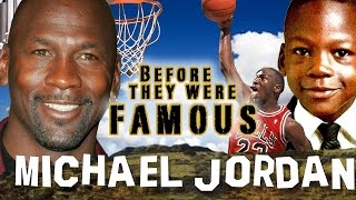 MICHAEL JORDAN - Before They Were Famous