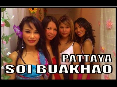 Soi Buakhao Pattaya. Latest update. Thailand
