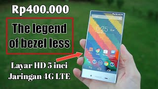 400ribu | menolak lupa HP legend bezelless jaman old | Unboxing sharp aquos 305 sh