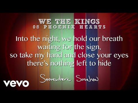 we the kings phoenix hearts