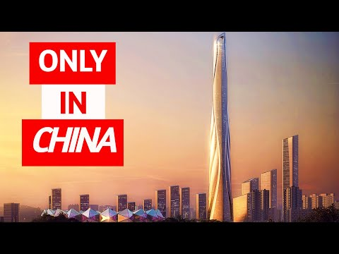 China's Tallest Building | $8BN Shenzhen-Hong Kong Center | World's 2nd Tallest Skyscraper