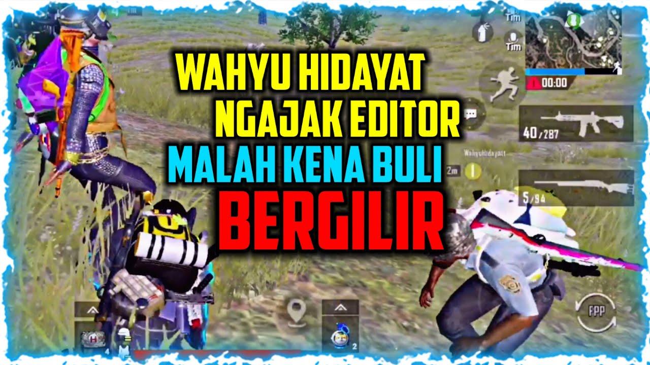SADISNYA CEMOOH SI MOMON, CEMOOH BERGILIR  - PUBG MOBILE INDONESIA