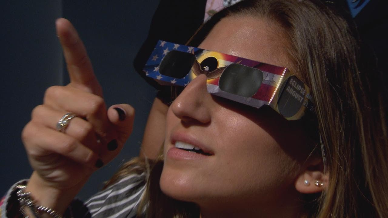 Eclipse viewing glasses are in demand in the Valley