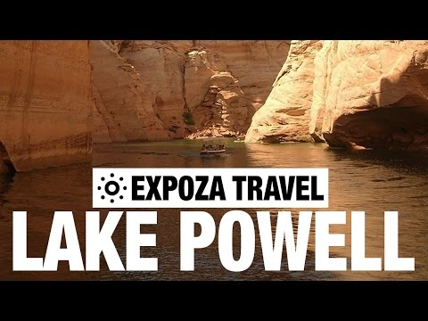 Lake Powell Boat Tour Vacation Travel Video Guide
