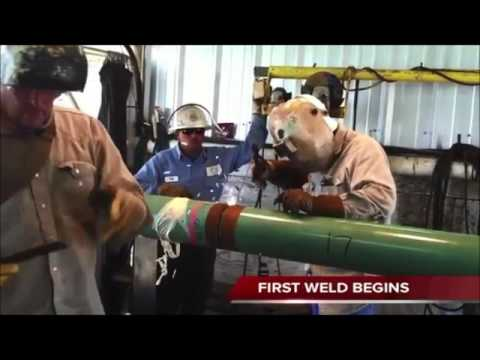 Broussard Brothers Pipe Lay Operations