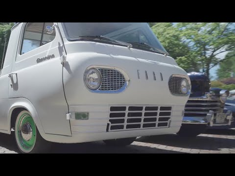 Carography with Joey Logano Episode 1: 1961 Ford Econoline