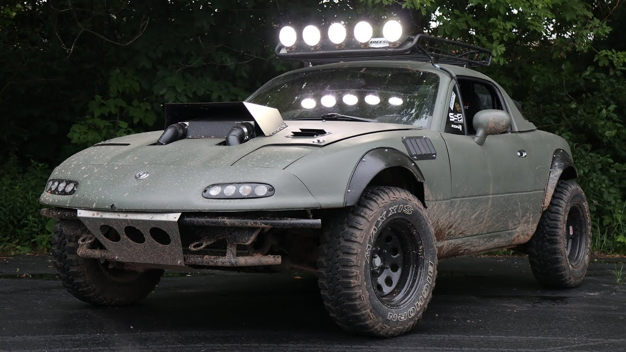 Image result for offroad miata