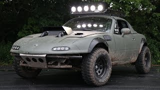 Download Building a Supercharged Offroad Miata in 6 Minutes! Mp3 and Videos