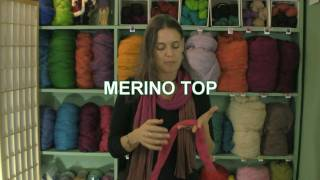 Wool Roving, Felting Wool & Needle Felting Wool Tutorial(From Living Felt A brief felting wool intro covering the difference between wool roving, wool batting, wool sliver and wool top along with suggestions of felting ..., 2009-11-18T10:01:34.000Z)