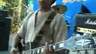 Burmese Water Festival Rock Song (Karaoke)