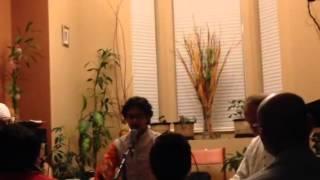 Raaga Madhuvanti Excerpt - Taans by Akhil Jobanputra