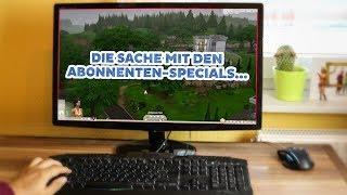 Die Sache mit den Abonnenten-Specials... (Gewinnspiel beendet) | sims-blog.de