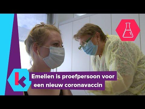eerste vaccin-tests op mensen in België