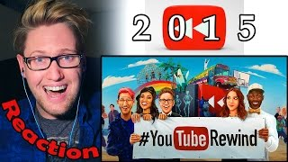 YouTube Rewind: Now Watch Me 2015 REACTION! | A YEAR TO REMEMBER! |