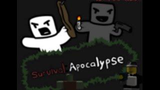 ROBLOX Survival Apocalypse - Santa's yellow present(AK47, GOL, LAZ2, 870 MCS location)