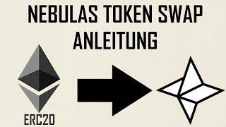 Nebulas Token Swap Tutorial | Wie tausche ich meine Token in Coins?