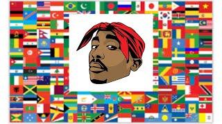 Best Rap / Hip Hop Around The World Part 2 (NEW EDITION) 2019