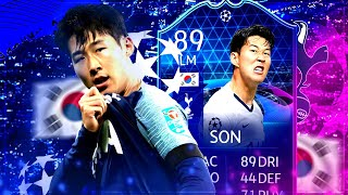 FIFA 20 : SON TOTTGS SQUAD BUILDER BATTLE !! 😱🔥
