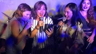 "JUDAY, ANGELICA & SARAH with AEGIS ""Luha"" #FORTYliciousJUDAY"