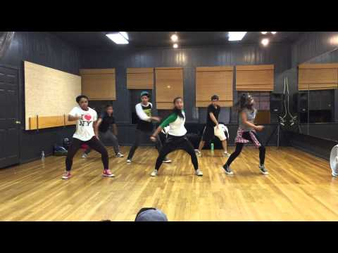 Peyton Cortez |9 year old| Choreography by Elm Pizarro | Far East Movement - Bang It To The Curb