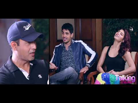 Thumbnail: Sidharth Malhotra's QUIRKY Rapid Fire On Jacqueline Fernandez | Alia Bhatt | A Gentleman