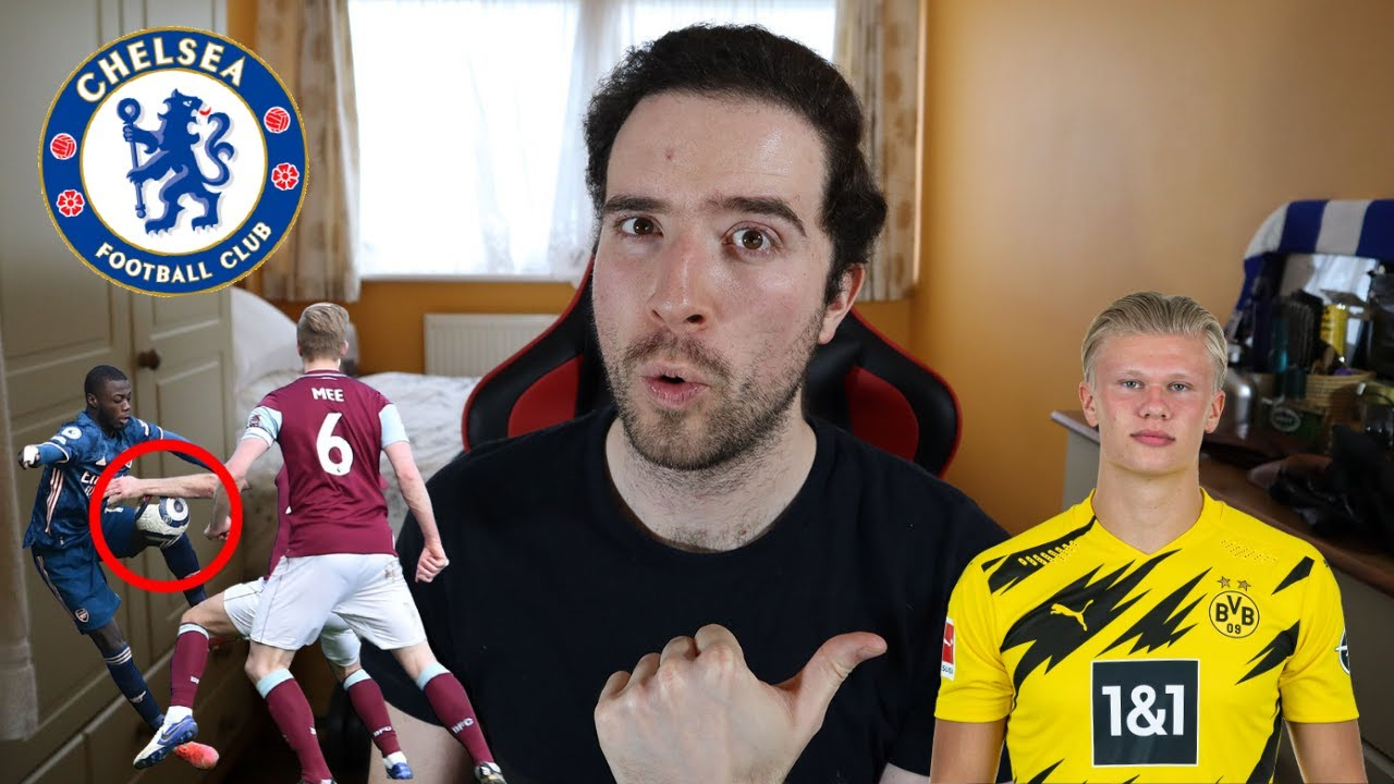 Haaland TEMPTED By Chelsea Transfer? | Premier League Referees & VAR Are A JOKE!