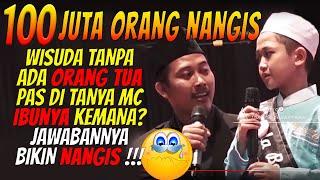 Download lagu Awalnya Santri Cilik Ini Lancar Baca Kitab, Pas di Tanya MC Ibunya Kemana Jawabannya Bikin Nangis!