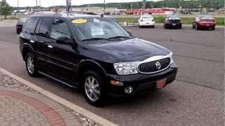 2006 Buick Rainier CXL AWD Hometown Motors of Wausau Used Cars