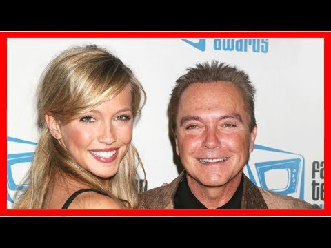 David cassidy's daughter katie reveals her father's last poignant words.