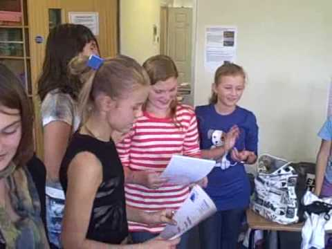 Fun Certificates For Ukrainian Students From Alekom Tour YouTube