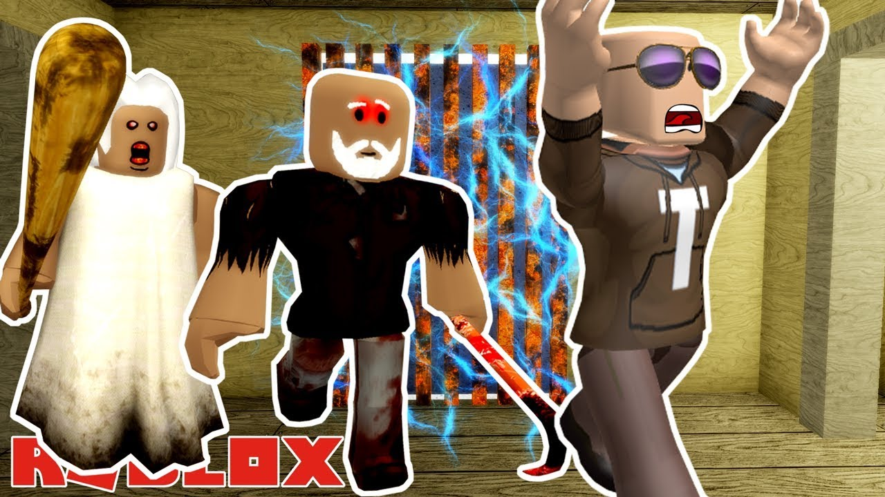 Janet And Kate Roblox Granny Roblox Granny The Next Chapter Complete Walk Through Escape Youtube
