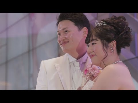 Hiroyuki & Risa ベルヴィ郡山 結婚式 エンドロール(2020.3.14)