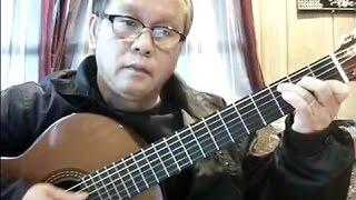 Gợi Giấc Mơ Xưa (Lê Hoàng Long) - Guitar Cover by Bao Hoang